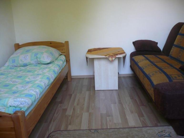 Pokoj 3 osobowy z łazienką i aneksem kuchennym wi fi