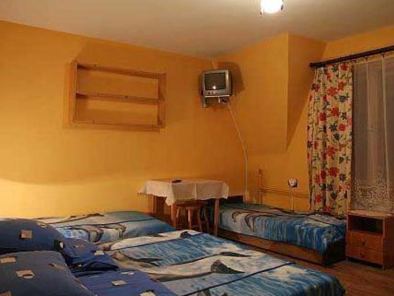 Pokoje Gościnne U Basi