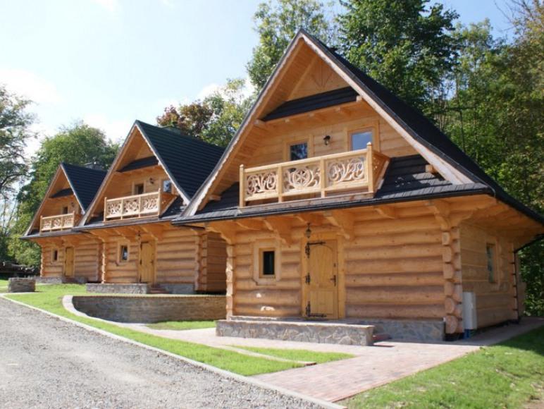 Ostoja Karlików - domki