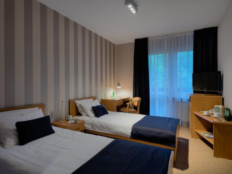 Pokó Hotelu Nawigator w Szczawnicy