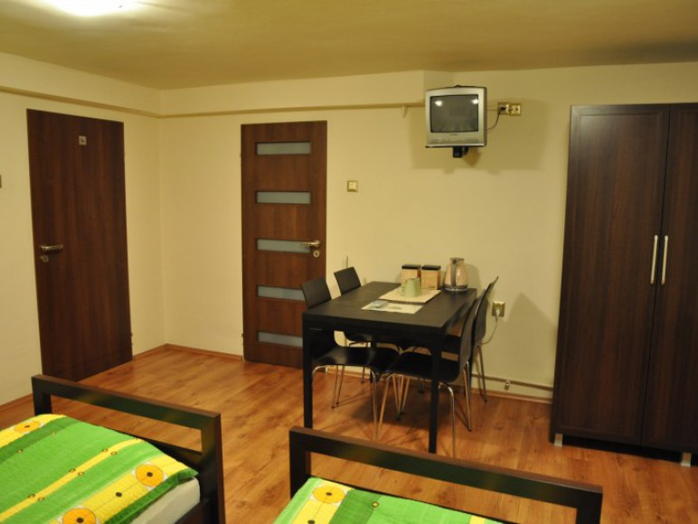 pokój 4 os - pokoje gościnne