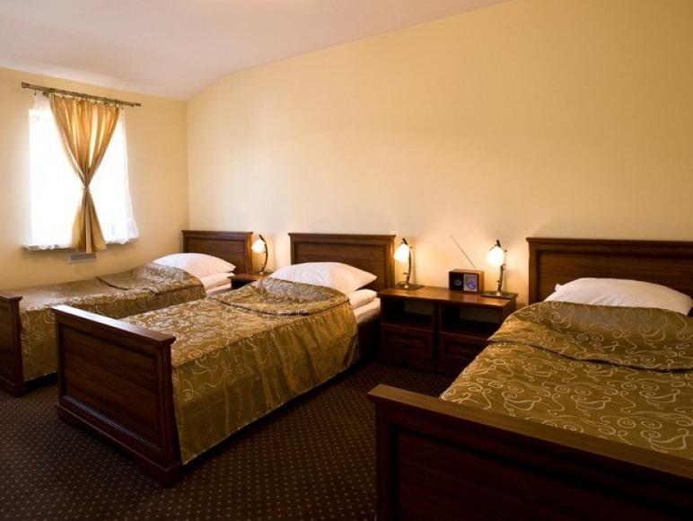 Hotel i Restauracja Constancja