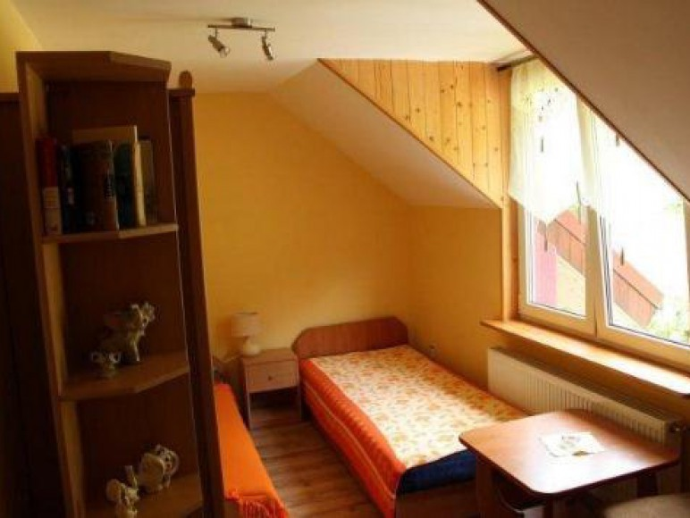 pokój 2- 3 osobowy Słonecznik