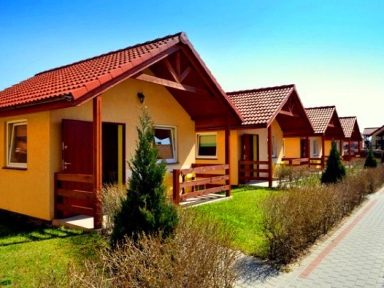 Domki Łeba
