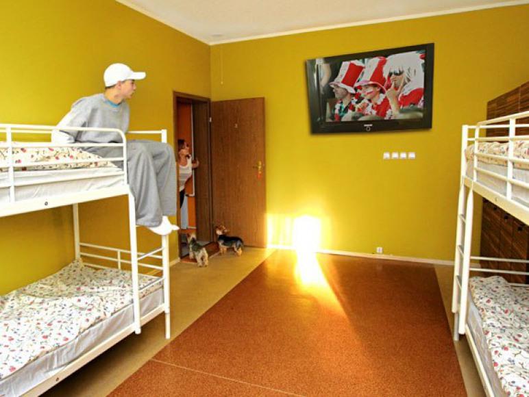 Pokój nr 2 czteroosobowy