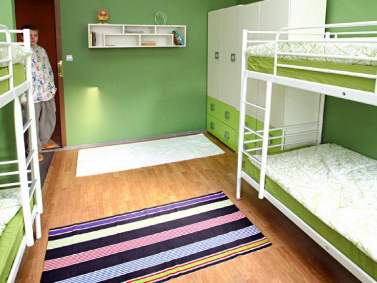 Pokó nr 1