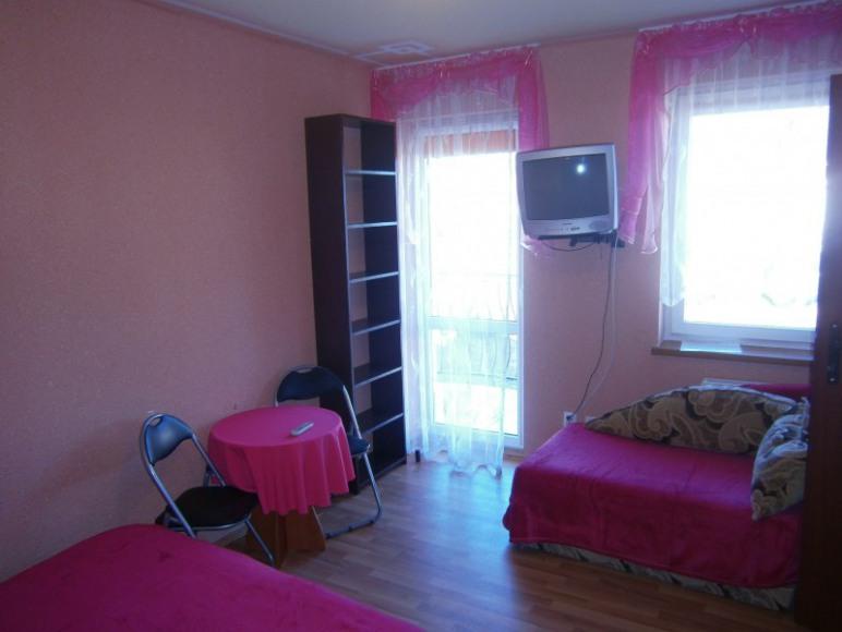 Pokój Różowy 4 os