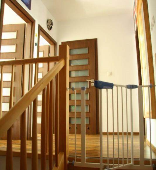 Bocianie Gniazdo (2 poziomy, ogródek, garaż)