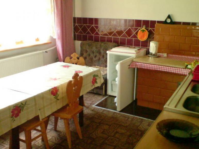 kuchnia do dyspozycji wyłącznie dla gości