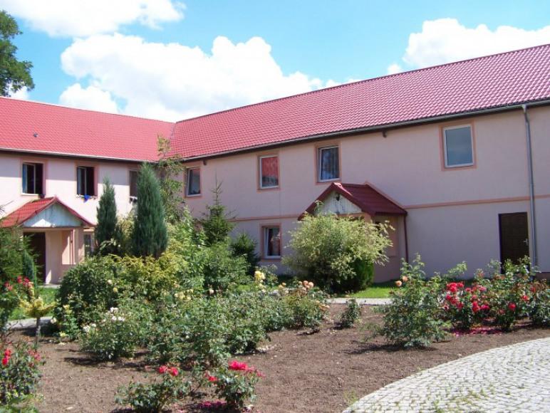 Budynek Elka w Osir Dworek