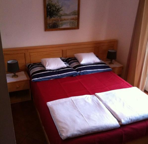 pokoj 2-osobowy(lozko malzenskie-160cm)