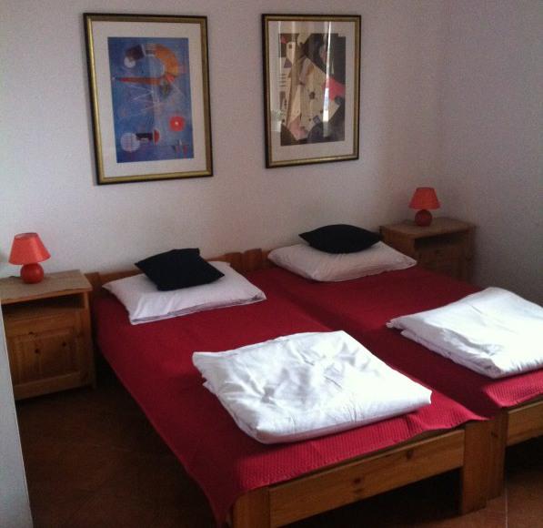 pokoj 3-osobowy(lozka rozstawne 3x80cm)
