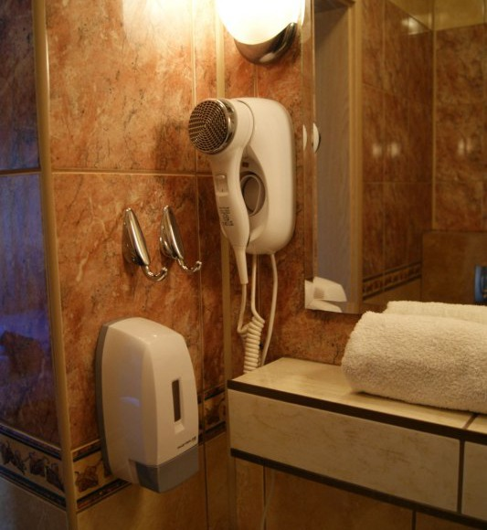 Wyposażenie łazienki