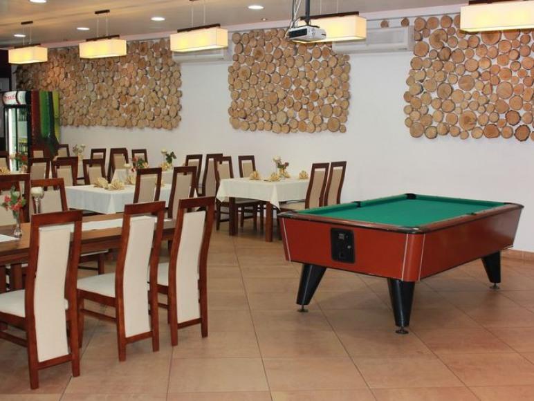 Ośrodek Szkoleniowo Wypoczynkowy i Restauracja