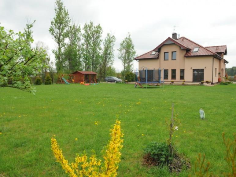 Villa Sol i dużo terenu zielonego