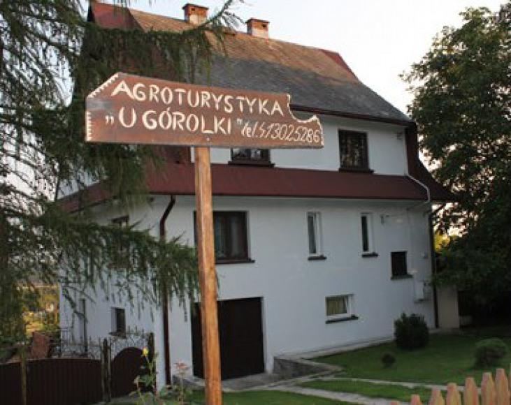 "Agroturystyka ""U Górolki"""