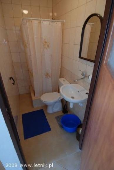 każdy pokój ma łazienkę