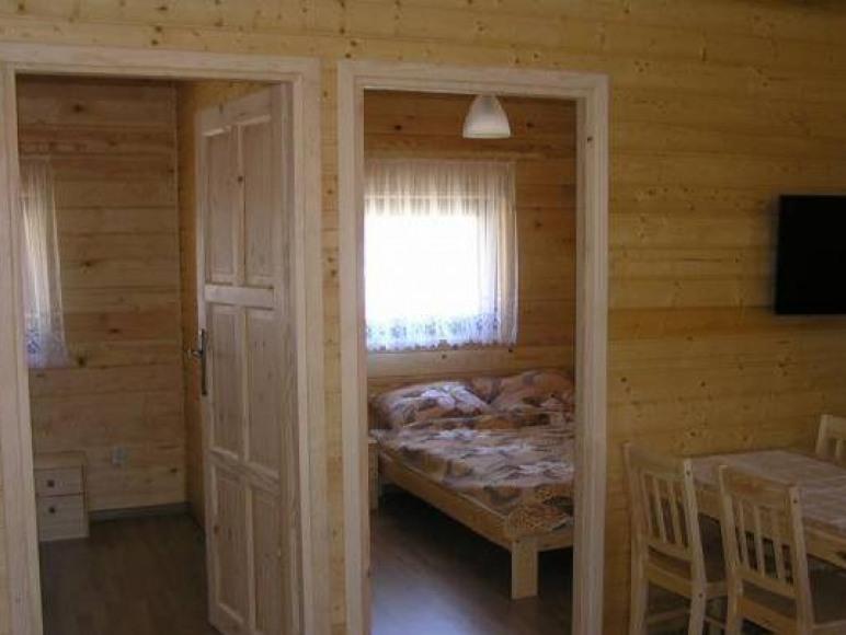 Ośrodek Wypoczynkowy JustMar domki Mielenko-Mielno