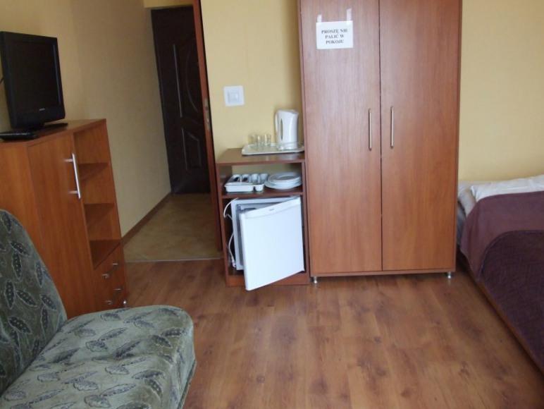 pokój 2 os. na piętrze nr 9