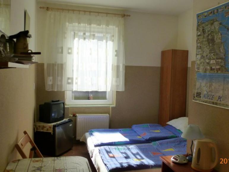 Pokój nr 1- 2os