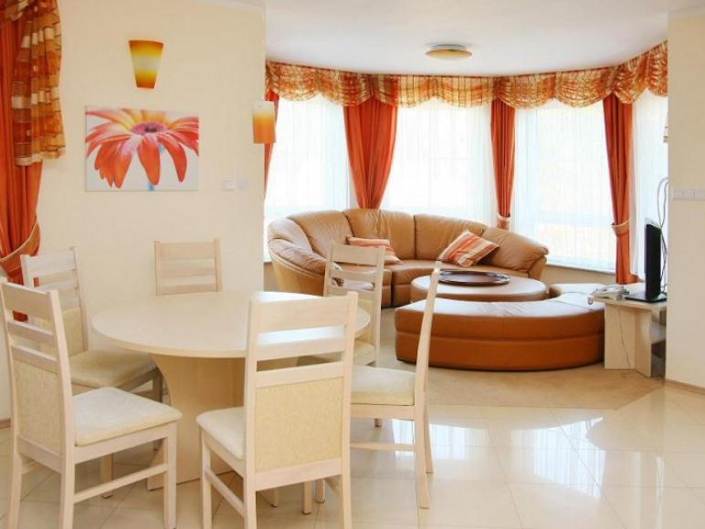 Dwupomieszczeniowy Suite Suite 2