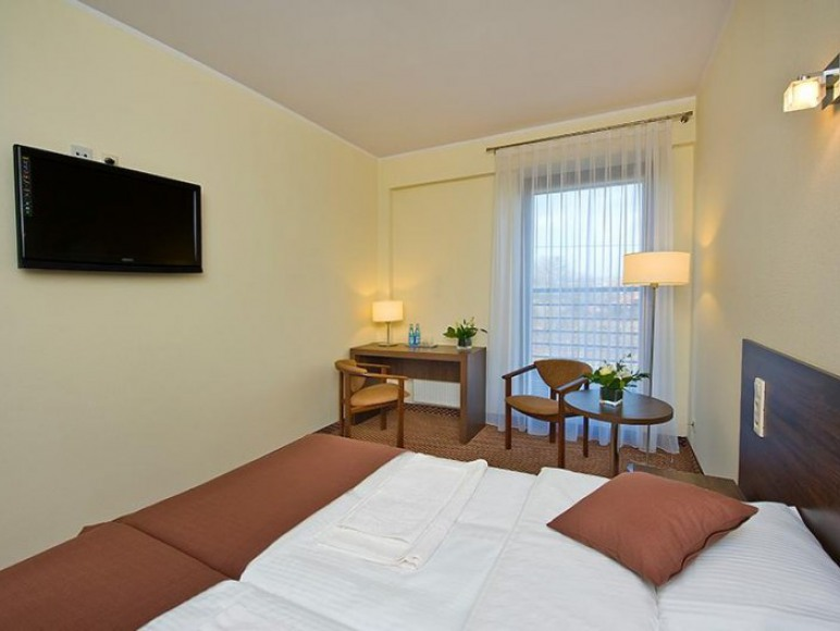 Hotel Cztery Brzozy