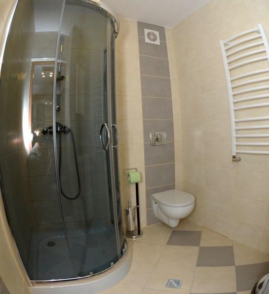 Apartament studio C łazienka