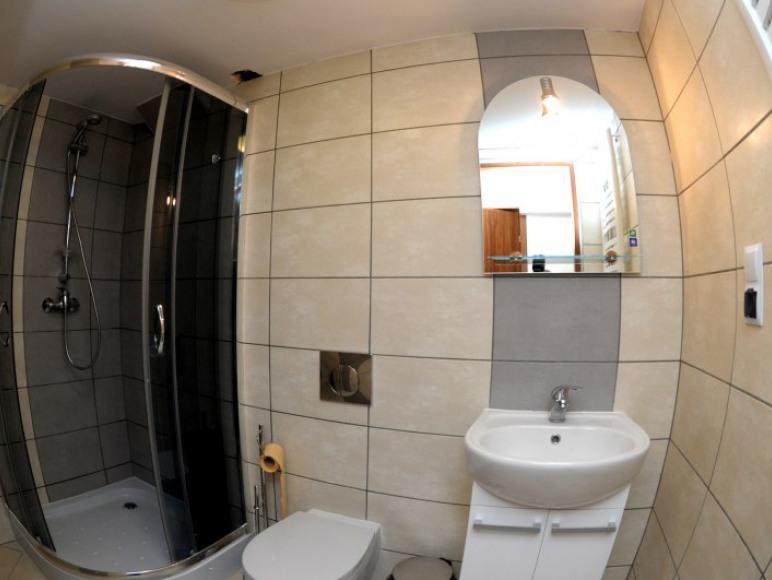 Apartament z dwoma oddzielnymi sypialniami