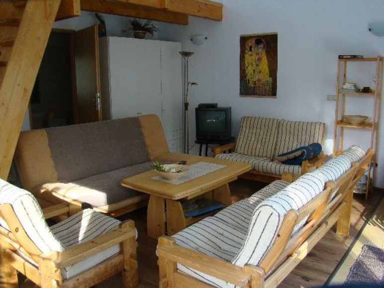 salonik w domku