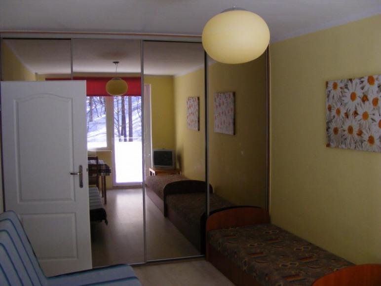 Mieszkanie dwupokojowe w Gdańsku-Oliwie dla max 7 osób