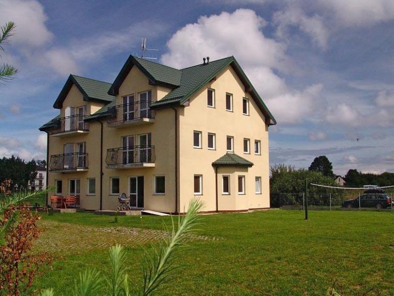 Pokoje Gościnne - Tomaszówka