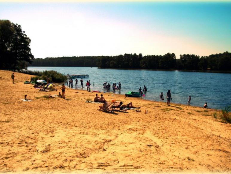 Plaża prywatna