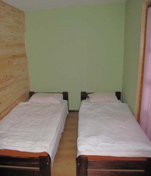 Domek prestige sypialnia