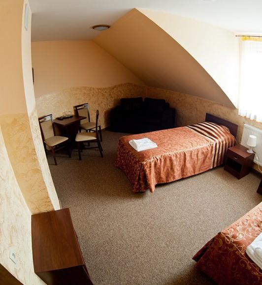 Hotel & Restauracja Okrąglak