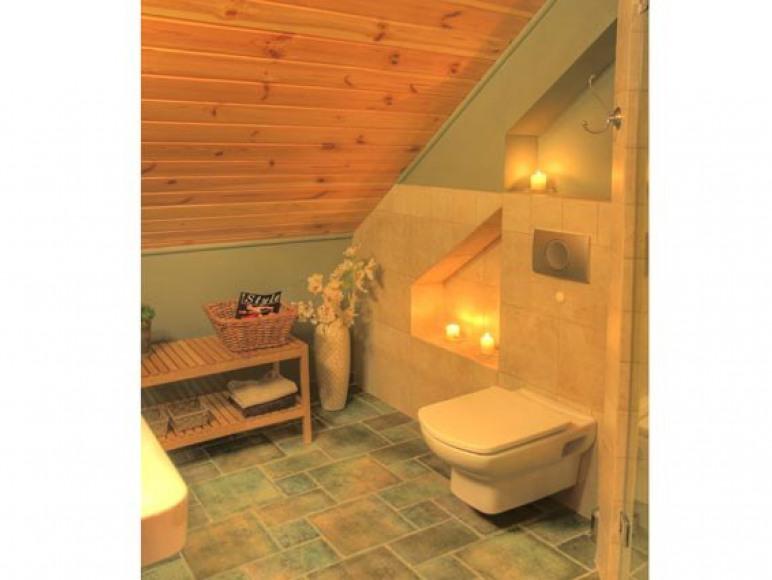 łazienka w pokoju nr 7
