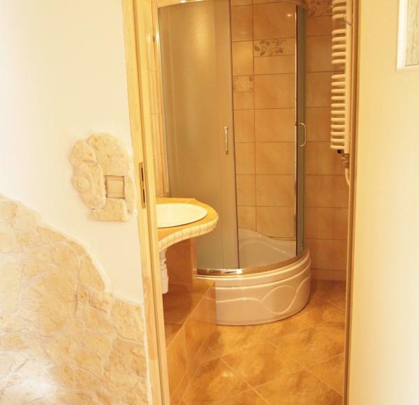 łazienka: parter