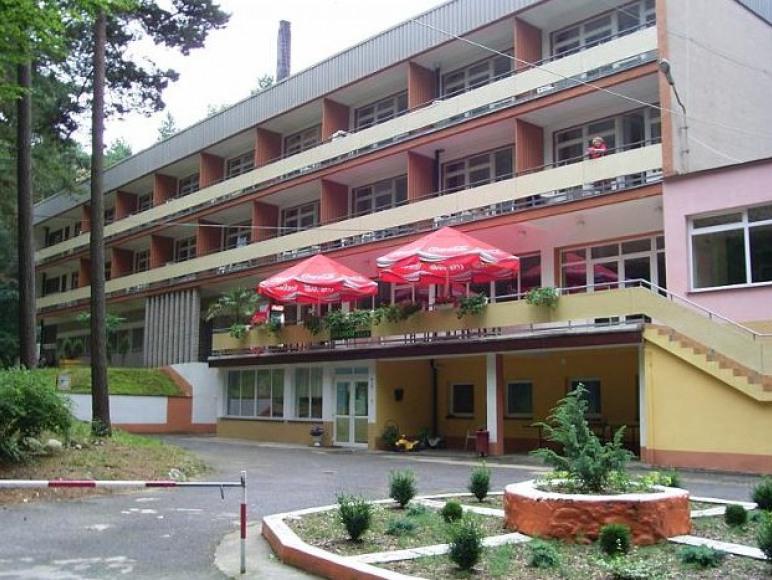 Ośrodek wczasowy Grodno II