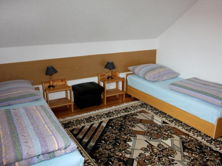 pokój 2- osobowy w apartamęcie