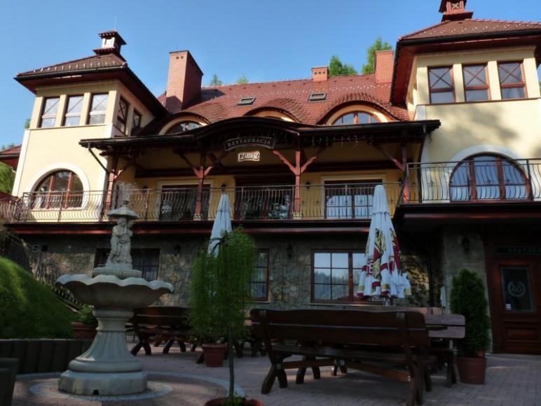 Pensjonat & Restauracja Czardasz***