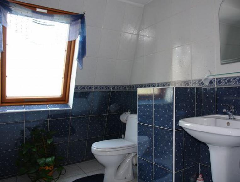 Pokoje gościnne AnMar: łazienka do pokoju nr 3