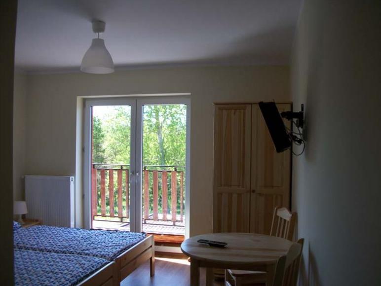 AmberWilla - pokoje gościnne nad morzem