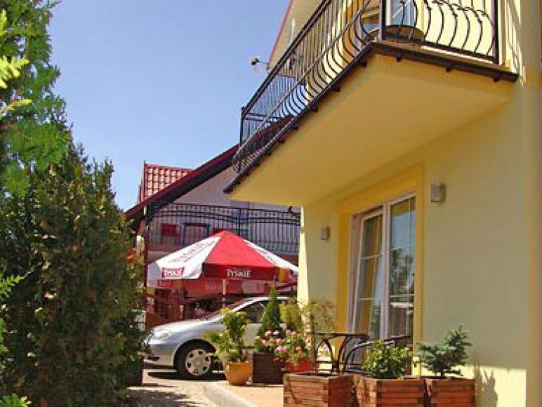 Apartamenty - Domki Lazur