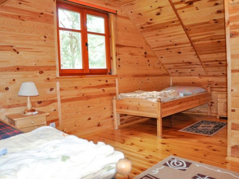 sypialnia II w domkach