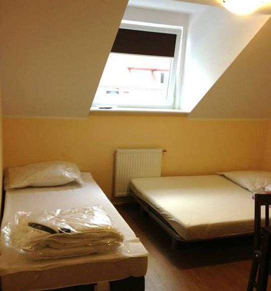 Nowe łóżka,