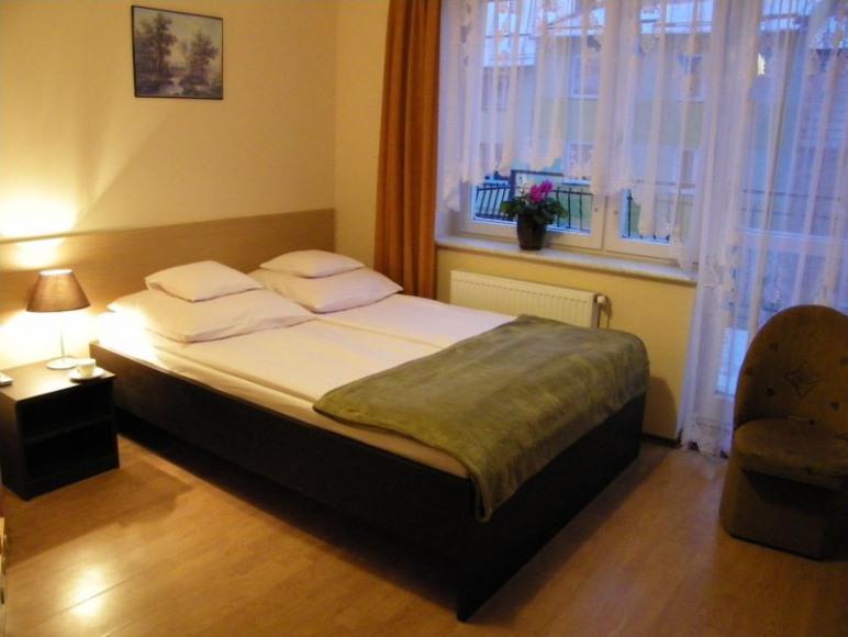 Pokoje gościnne Eda