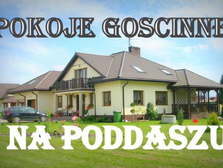 Pokoje Gościnne Na Poddaszu