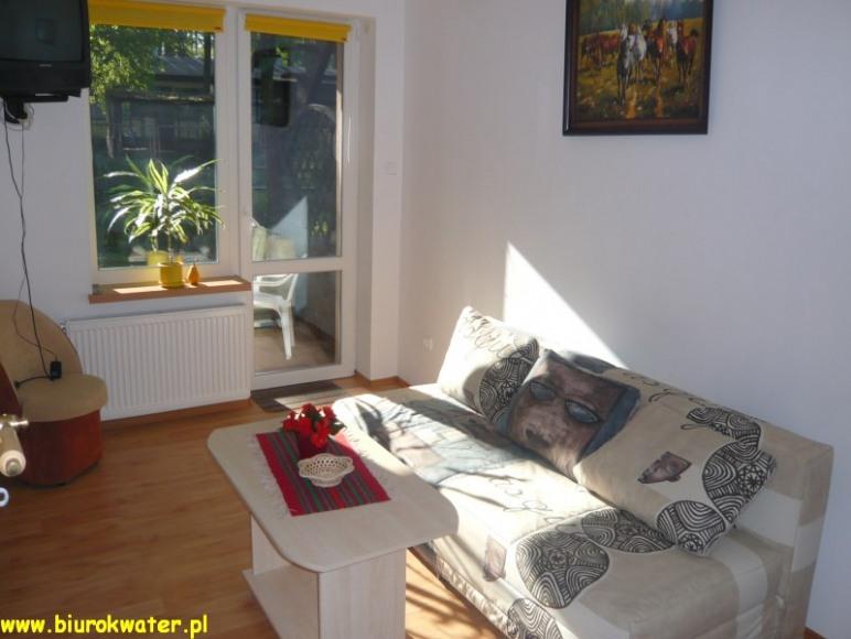 pokój dzienny-apartament