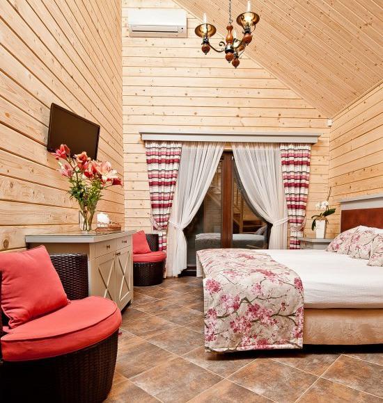 Pokój w Domu Mazurskim