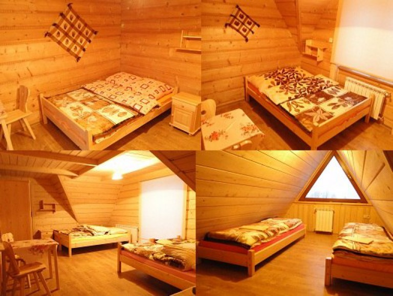 Pokoje w Willi