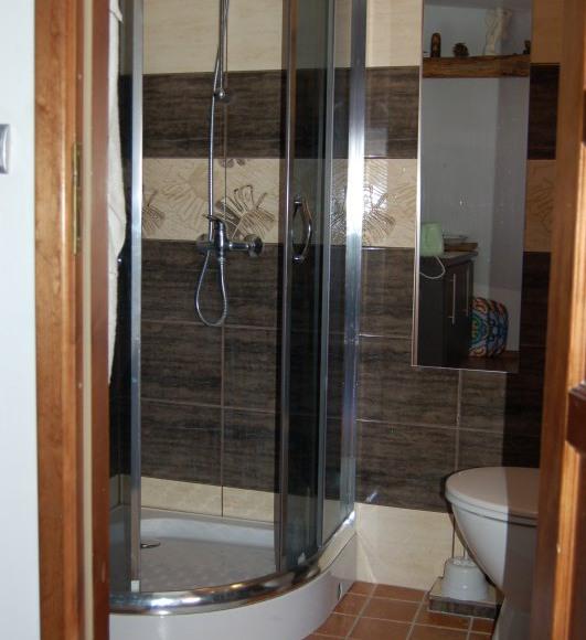Wspólna łazienka do 2 pokoi